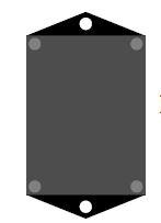 RFID-tags 433 MHz, long range
