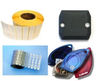 RFID-taggar, RFID-etiketter, NFC-taggar, transpondrar, eskortminnen
