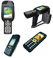 RFID-handdatorer - alla frekvenser