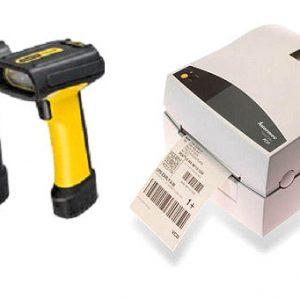 Streckkodsutrustning - Scanners - Skrivare - mm