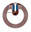 Circus ISO15693 ICode SLIX, 19 mm diam